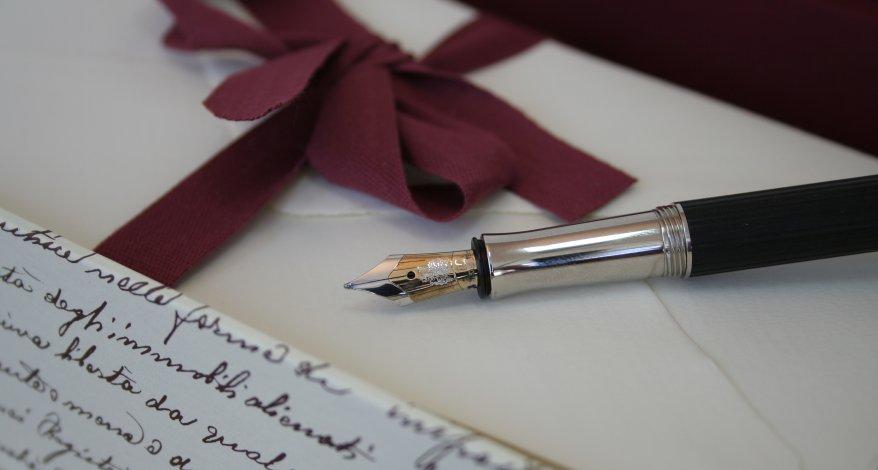 Briefe Mit Nachnahme : Füller kugelschreiber oder tintenroller alles rund ums